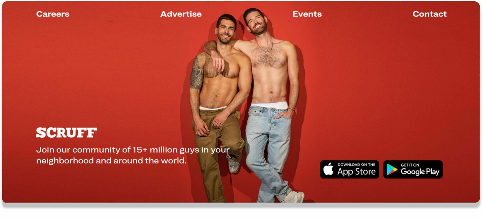Scruff Gay App