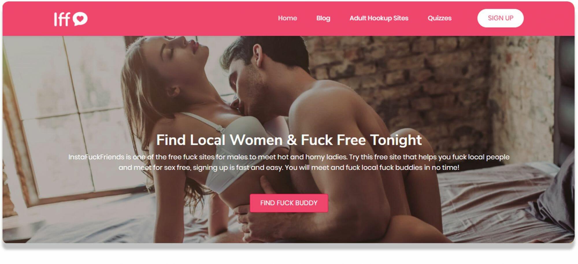 Instafuckfriend Fuck website