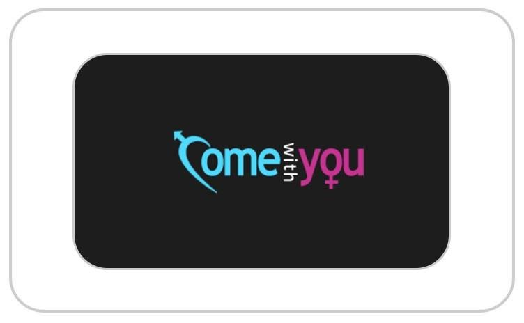 ComeWithYou Logo