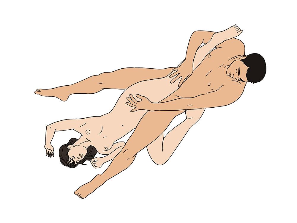 CrissCross Sex Position