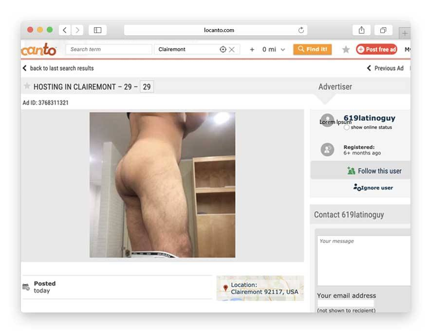 Locanto Site Gay Classified