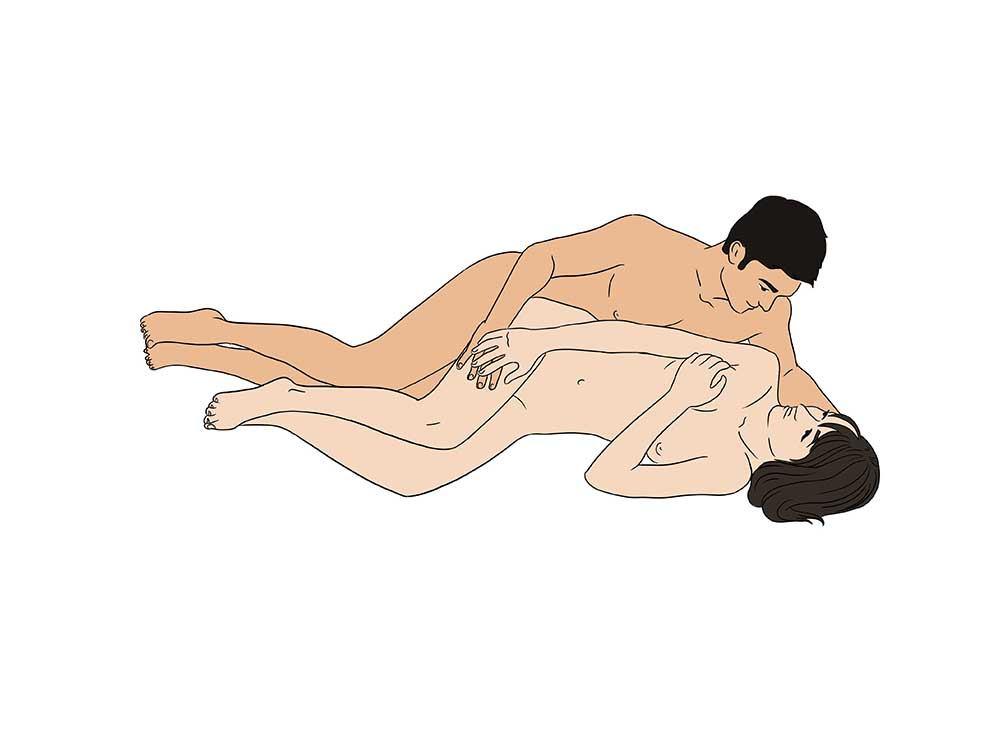 Spooning Position